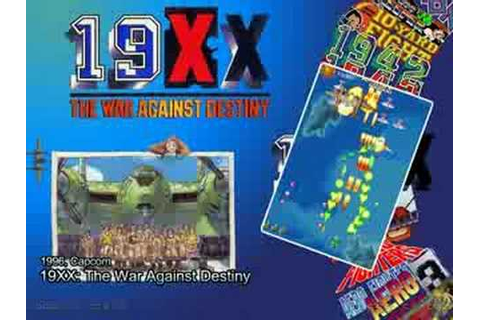 19XX: The War Against Destiny - YouTube