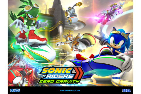 MORE GAMES: Sonic Riders PC Game Free Download