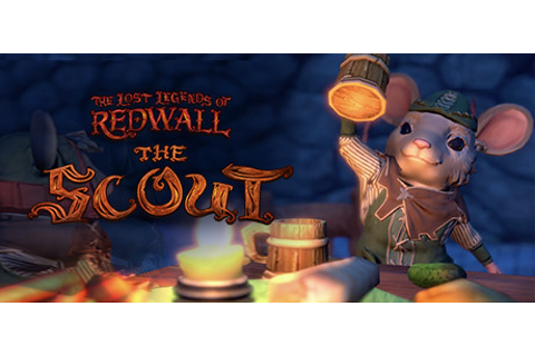 The Lost Legends of Redwall - Wikipedia