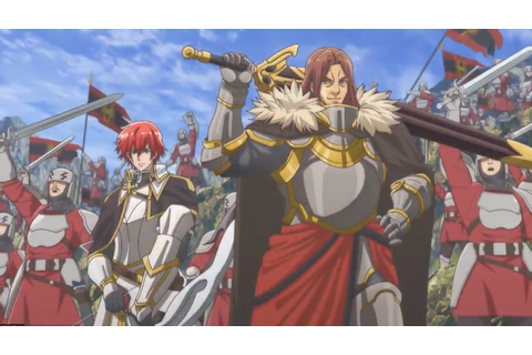 Hortensia Saga's anime trailer is filled with battle and ...