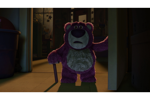 "Lots-o'-Huggin' Bear, character from ""Toy Story 3 ..."