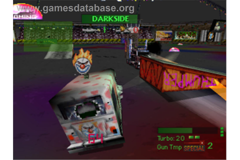 Twisted Metal - Sony Playstation - Games Database