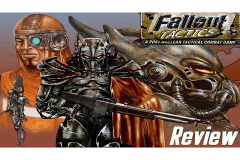 Fallout Tactics: Brotherhood of Steel Review - YouTube