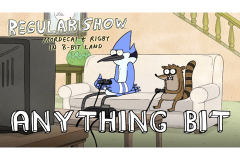 Regular Show: Mordecai and Rigby In 8-Bit Land - N3DS ...