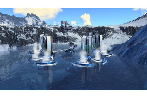 Anno 2205 gamescom video takes an extended look at the ...