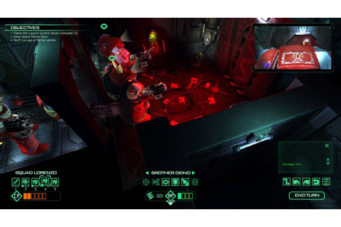 Space Hulk Finally Arrives On The North American Wii U ...