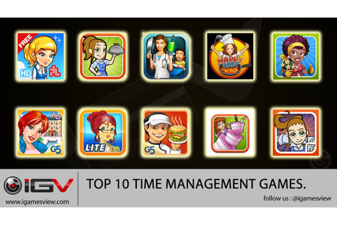Top 10 Time Management Games For iPhone / iPad / iPod ...