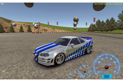 Drift Streets Japan - Full Version Games Download-Apunkagames