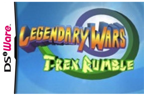 Legendary Wars: T-Rex Rumble (DSiWare) Topics