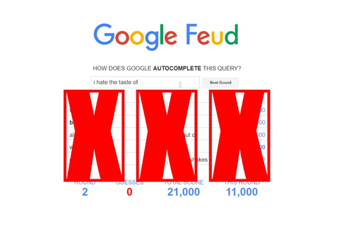 THE NEW GAME SHOW SENSATION! - Google Feud w/ Friends ...