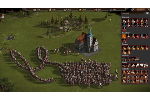 Cossacks 3 - Alle Cheats - games-blog.de