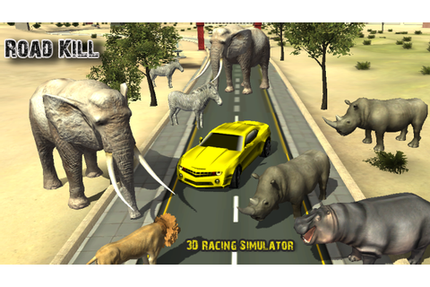 Road Kill 3D Racing - Android Apps on Google Play