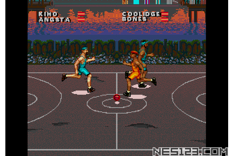 Barkley Shut Up and Jam! 2 SEGA Roms Games online