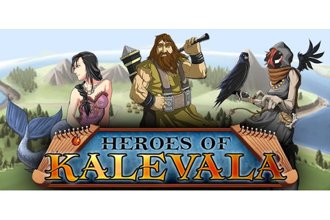 Heroes of Kalevala Free - Android Apps on Google Play