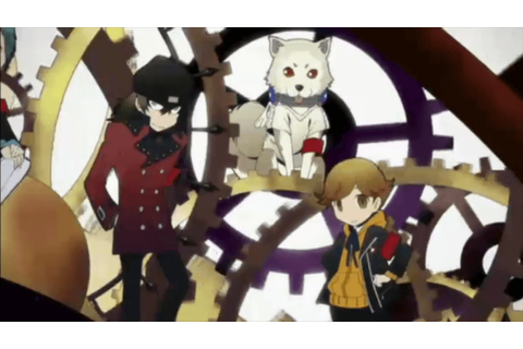 Persona Q: Shadow of the Labyrinth full game free