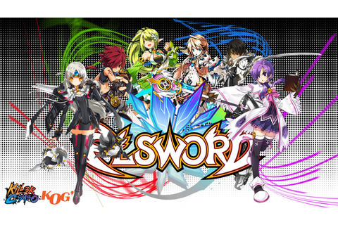 Libere Dici: Elsword - Game (Part 2)