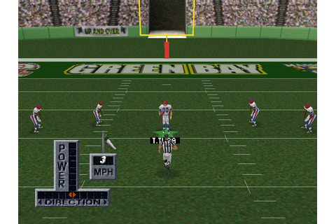 Madden Football 64 Screenshots | GameFabrique