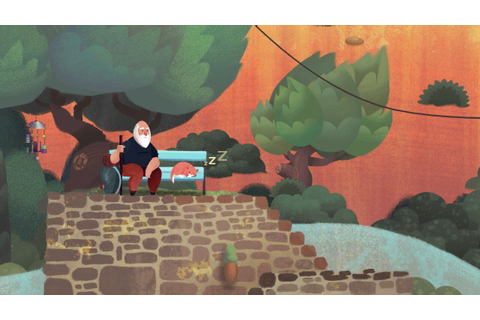 Old Man's Journey Review | GamesReviews.com