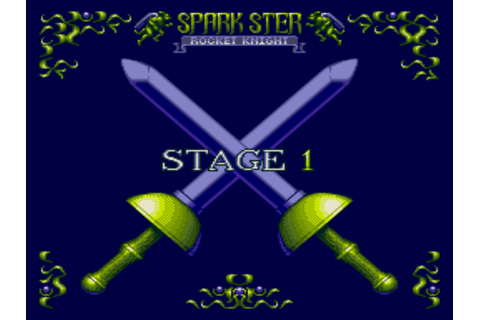 Sparkster: Rocket Knight Adventures 2 . Прохождение ...