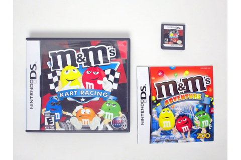 M&M's Kart Racing game for Nintendo DS | The Game Guy