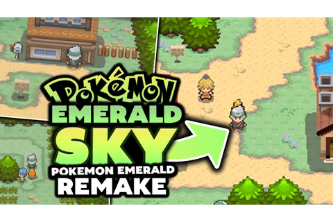 Pokemon emerald version game free download for pc ...
