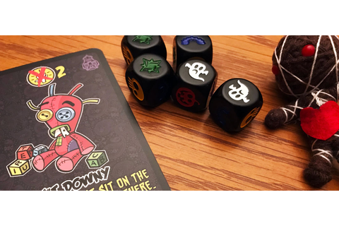 Voodoo Review | Board Game Quest