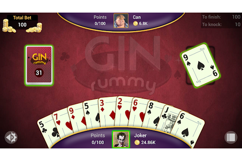 Gin Rummy - Offline - Android Apps on Google Play