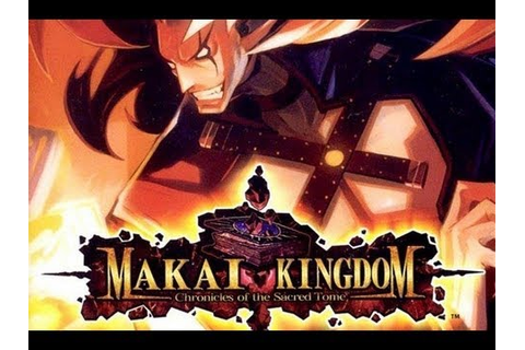 CGRundertow MAKAI KINGDOM: CHRONICLES OF THE SACRED TOME ...