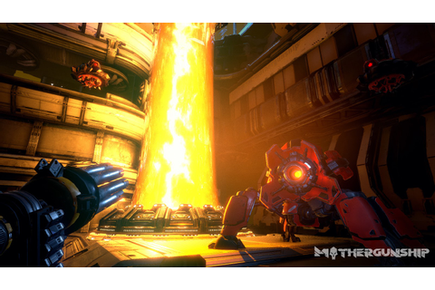 MOTHERGUNSHIP Announcement Trailer and Images | The ...