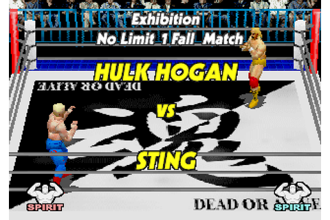 WCW vs the World (1997, PlayStation) - GameTripper ...