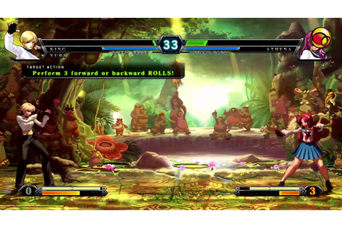The King of Fighters XIII - vídeo análise UOL Jogos - YouTube