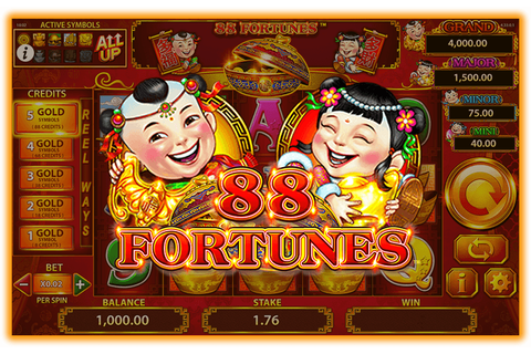 88 Fortunes Slots - Try It Free & Read Our Game Review
