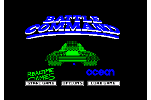 Download Battle Command - My Abandonware