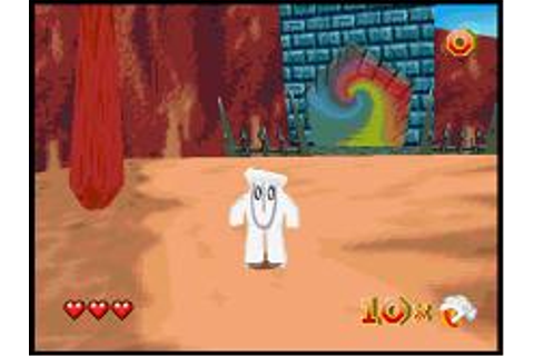 Glover Download (1998 Arcade action Game)