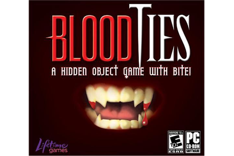 Blood Ties PC Game - Newegg.com