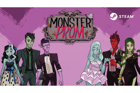 Monster Prom [a crazy twist on dating sims!] by Beautiful ...