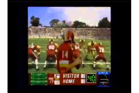Quarterback Attack with Mike Ditka (1995) PC FMV game ...
