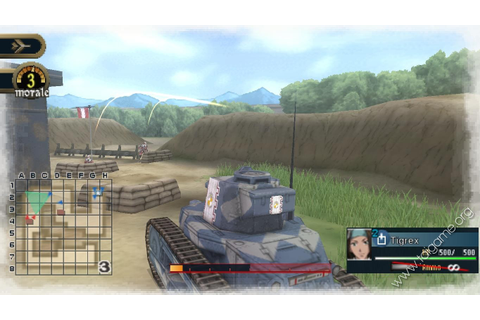 Valkyria Chronicles II - Download Free Full Games | Arcade ...
