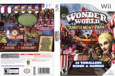 RWZE5G - Wonder World Amusement Park