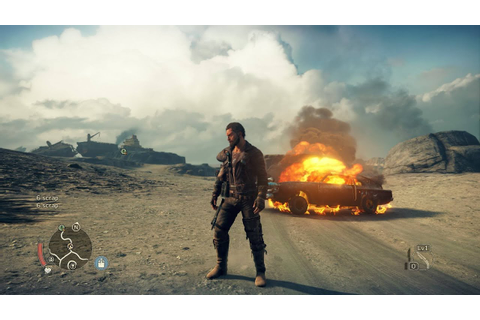 Mad Max Playstation 4 Gameplay Walkthrough - YouTube