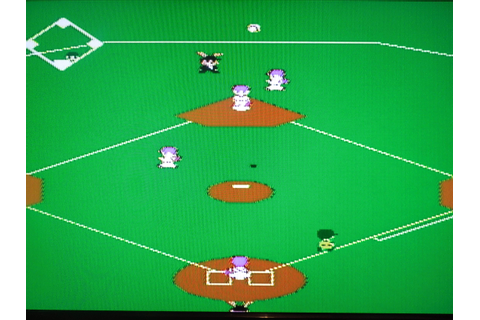 NES – Bad News Baseball | Obscure Video Games