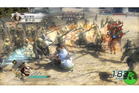 Download Dynasty Warriors 6 RIP PC Game ~ Download Game