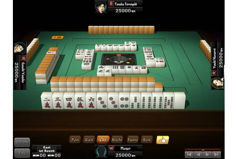 Saikyo no Mahjong 3D (English) - YouTube