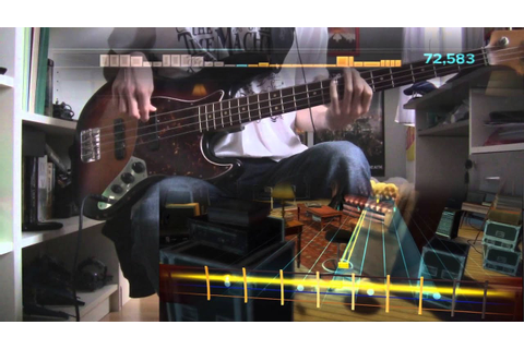 Rocksmith Muse - Unnatural Selection Bass (Mastered) 96% ...