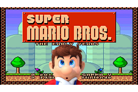 BEFORE THE FIRST GAME | Super Mario Bros: The Early Years ...