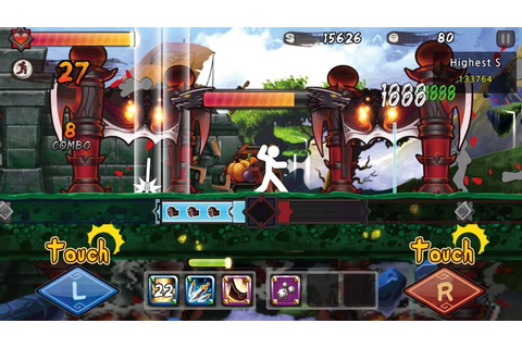 Download One Finger Death Punch on PC with BlueStacks