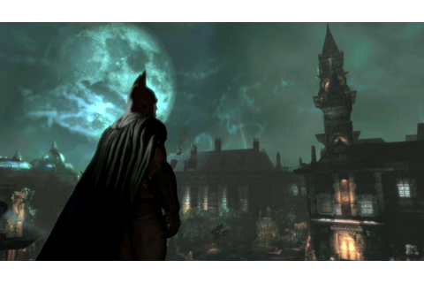 Video Games From a Christian Perspective: Batman: Arkham ...