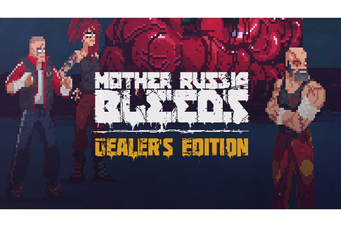 Mother Russia Bleeds: Dealer Edition - Download - Free GoG ...