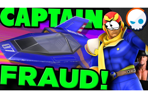 F-Zero GX is the MOST FAKE Nintendo Game! | Gnoggin - F ...