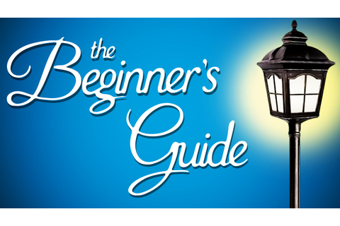 You NEED To See This Game - The Beginner's Guide - YouTube